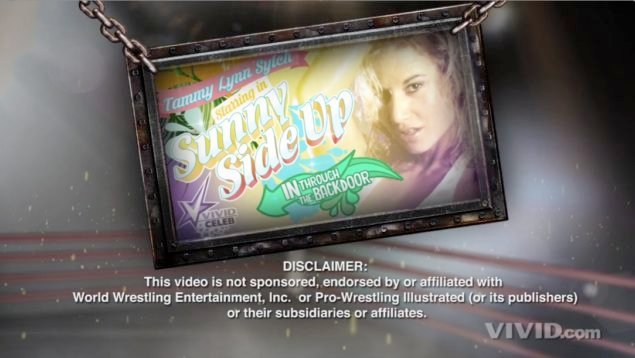 Tammy Sytch Sunny Side Up disclaimer (Vivid Video)