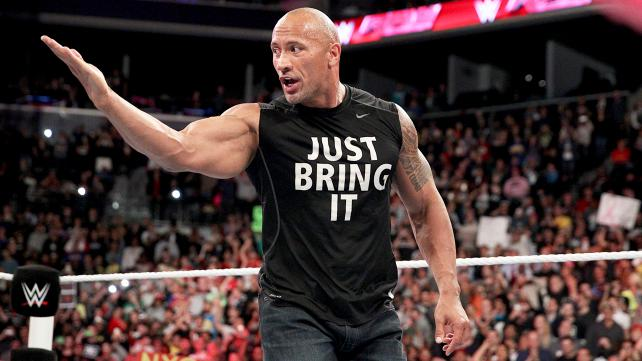 wwe wants the rock to bring it at smackdown 1000 sescoops