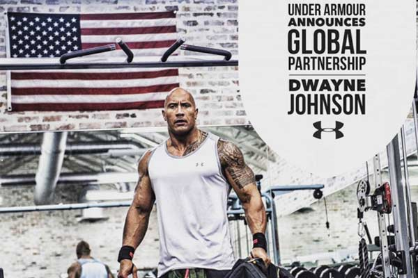 ed38f86f The Rock & Under Armour Announce Global Partnership