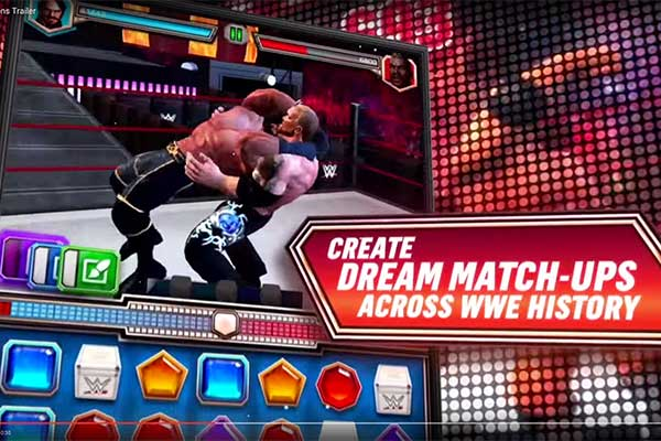 Image result for WWE Champions         game pic