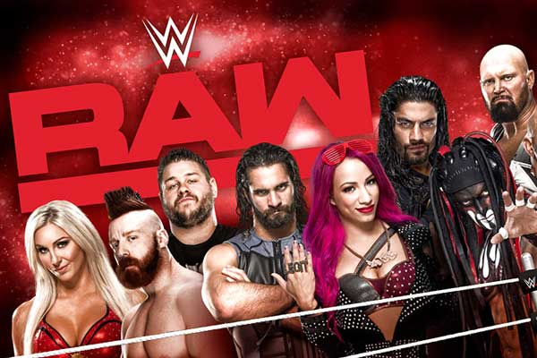 Image result for WWE Monday Night Raw