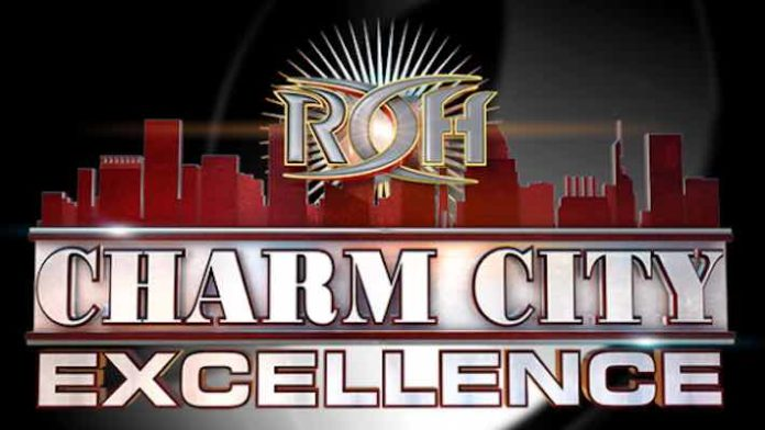 ROH Charm City Excellence