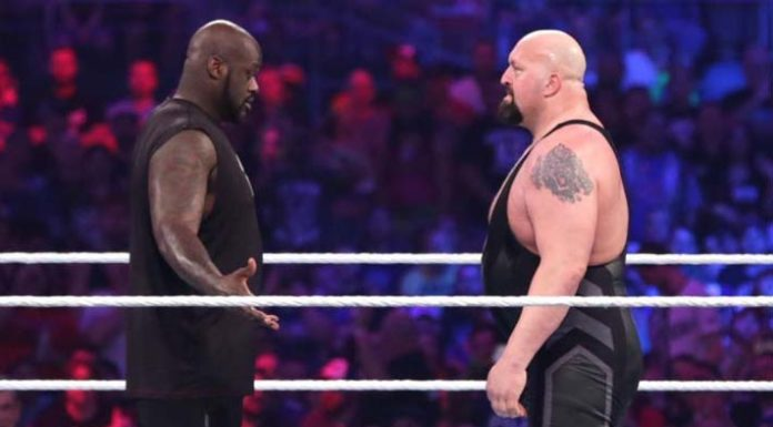 Big Show Still Open To Match With Shaquille O'Neal