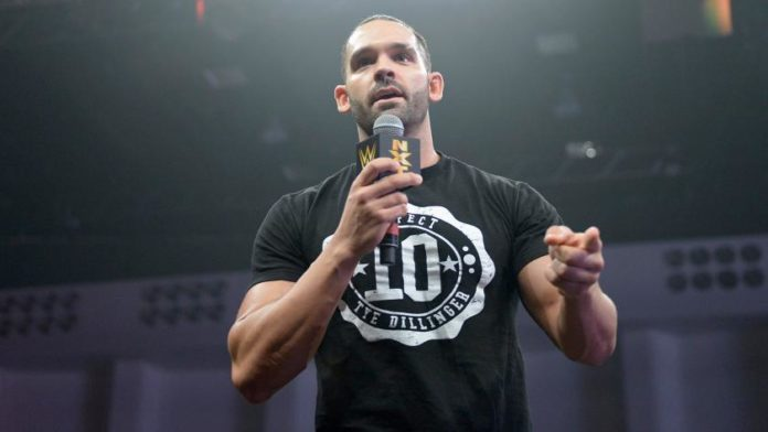 Tye Dillinger Talks WWE Career, Incl  Working A Match With