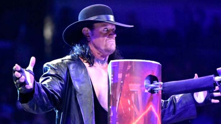 Pro Boxer Comes Out To Undertaker's Theme Song