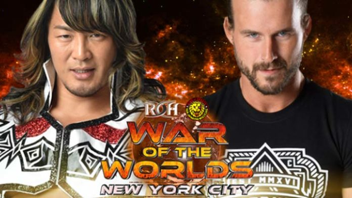 Ring of Honor: War of the Worlds