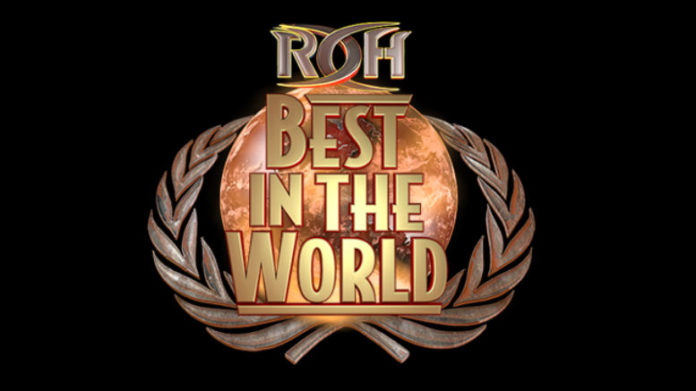 Image result for 2018 ROH Best in the World logo