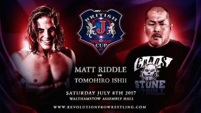 Rev Pro: British J Cup available On Demand