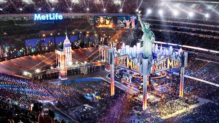 Report Wrestlemania 35 To Be Held In Quot Ny Nj Quot At Metlife