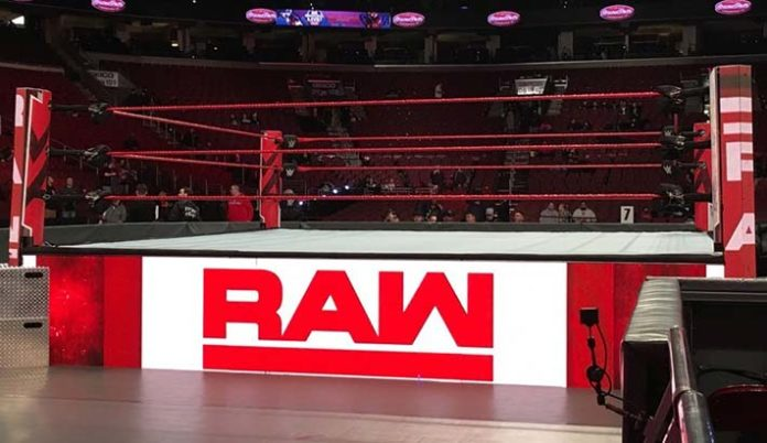 Championship Match Announced For Next Monday's WWE RAW
