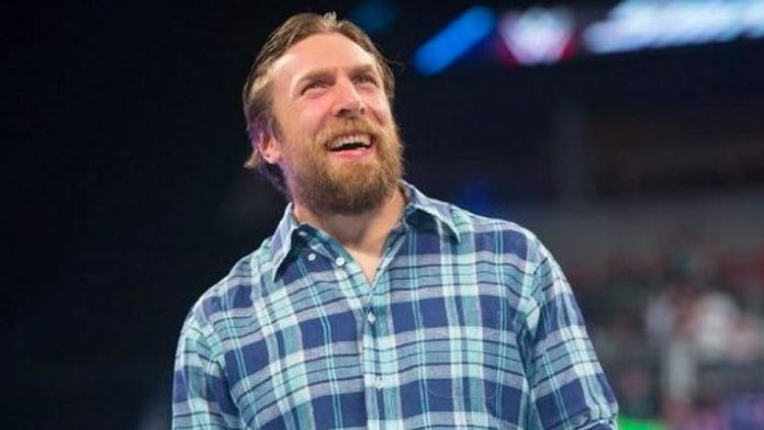 Daniel Bryan provides an update on his contract status with WWE