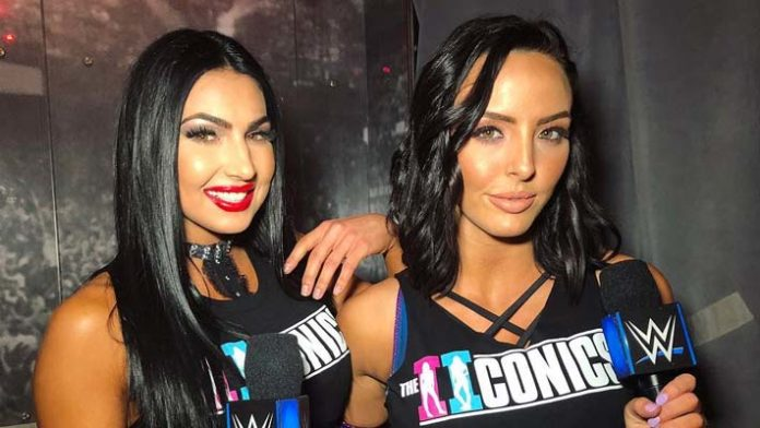 The IIconics Are Back on RAW (Photos)