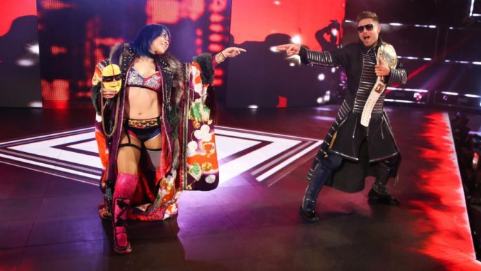 The Miz and Asuka