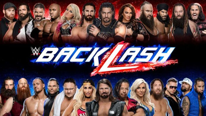 WWE Backlash 2018 Results & Live Discussion (5/6)
