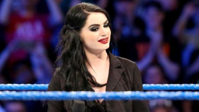 Paige comments on Smackdown role