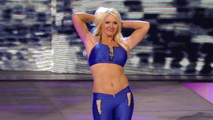 Wwe jillian hall are not