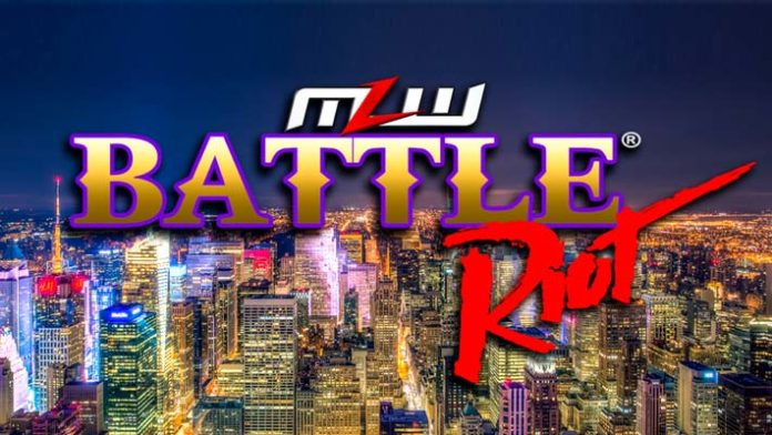 Image result for MLW Battle Riot 2 hour special