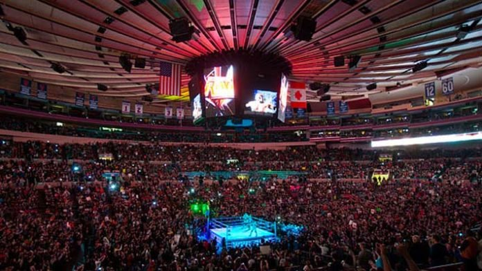Wonderful The WWE Is Slated To Make A Return To Worldu0027s Most Famous Arena, Madison  Square Garden, In New York City On Wednesday, December 26th, 2018 For A  Live Event. Good Ideas