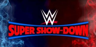 WWE Super Show-Down