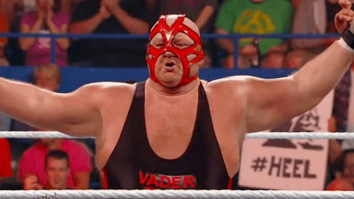 Vader Has Passed Away