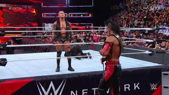 A Big Title Change Occurred At The Wwe Extreme Rules Show