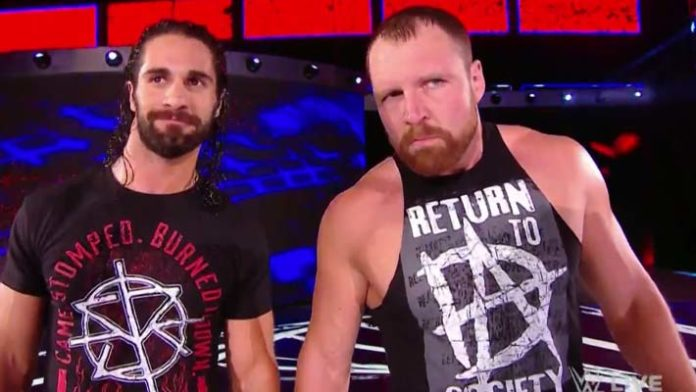 Image result for Dean Ambrose Makes WWE Return From Injury