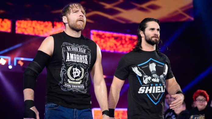 Dean Ambrose vs. Seth Rollins was planned for WrestleMania