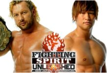 NJPW Fighting Spirit Unleashed