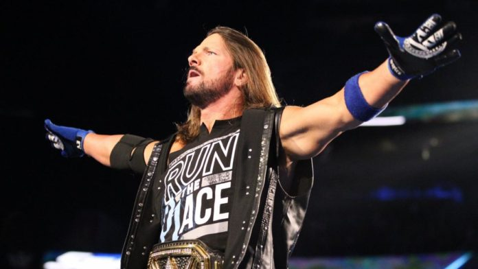AJ Styles Man Of The Year