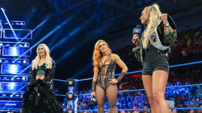 SmackDown opening