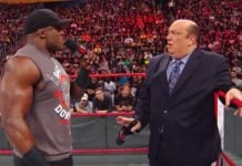 bobby lashley & paul heyman