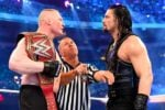 Brock Lesnar & Roman Reigns