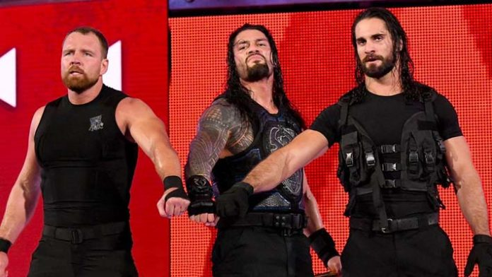 more on the shield�s return on raw sescoops