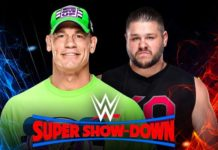 Cena Owens Super Show-Down