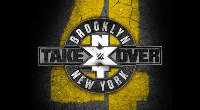 NXT Takekover Brooklyn 4