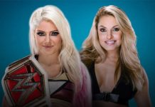 Trish Stratus Alexa Bliss Evolution