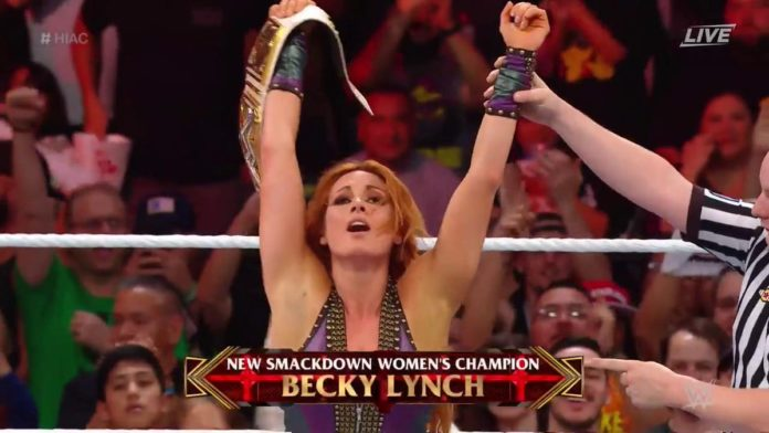 Catch (WWE, ECW, TNA) - Page 33 Becky-Lynch-Hell-in-a-Cell-2018-696x392
