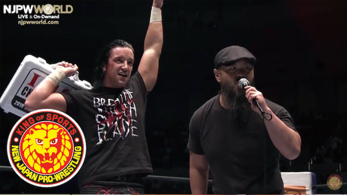 Image result for jay white turns on okada
