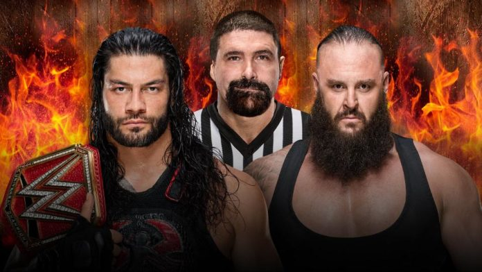 Big Name Backstage For WWE Hell In A Cell (Spoiler)
