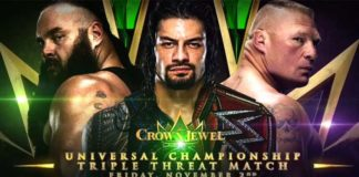 WWE Crown Jewel Main Event