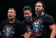 Bullet Club Firing Squad