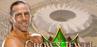 Shawn Michaels Crown Jewel