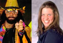 Randy Savage Stephanie McMahon