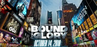 Bound For Glory 2018