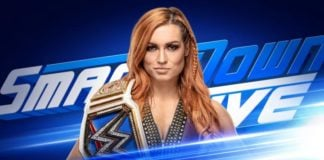 Smackdown Women's Champion, Becky Lynch