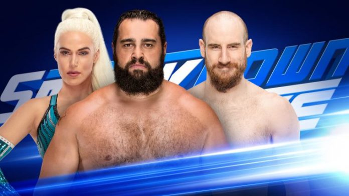 Rusev Vs Aiden English