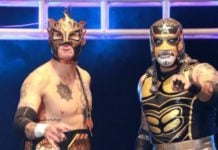 Fenix and Pentagon Jr.