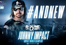 Johnny Impact, Impact World Champion