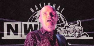 Billy Corgan NWA