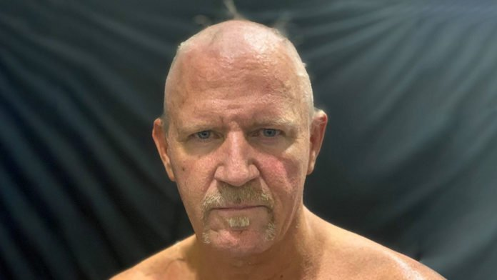 Image result for Jeff Jarrett Is Bald After Losing Hair Vs. Hair Match